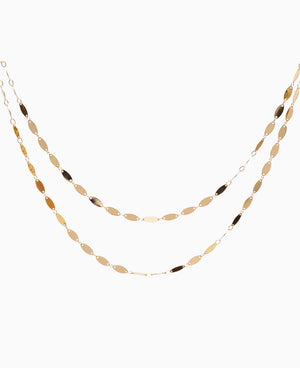 Vinata Double Row Choker