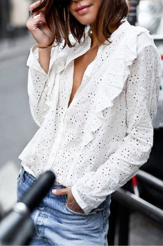 Honesty Blouse
