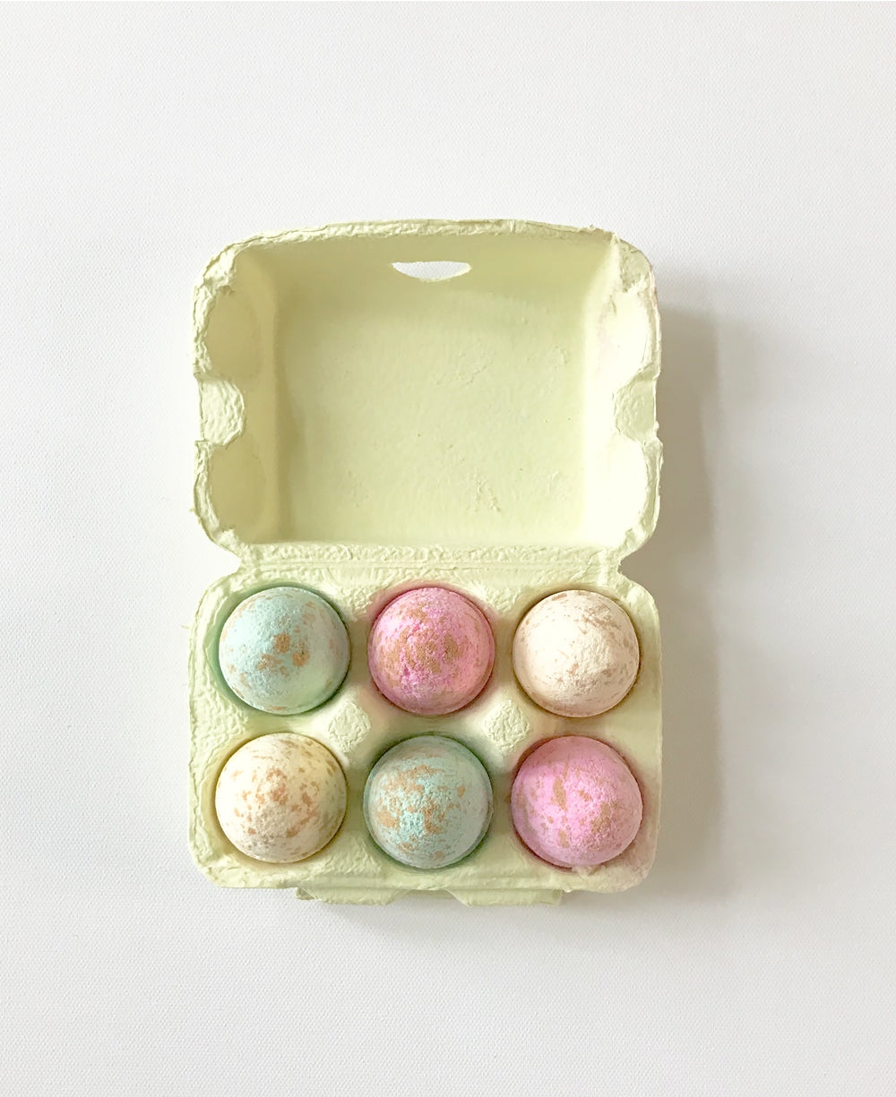 Golden Eggs Bath Bombs