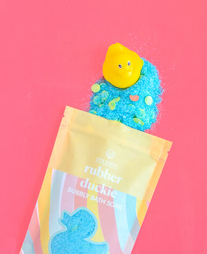 Rubber Duckie Bubbly Bath Salt Soak