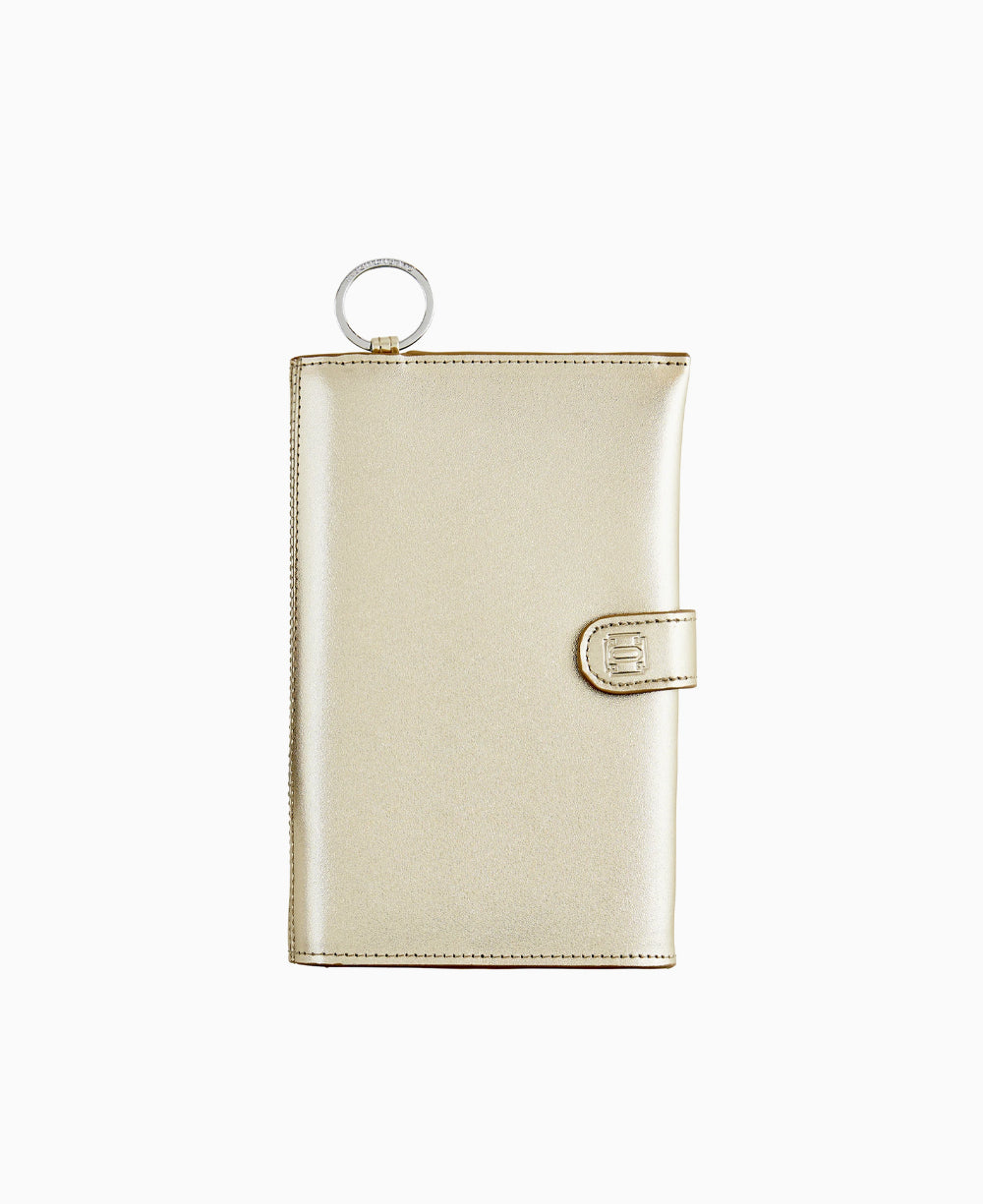 Gold Rush Organizer Wallet