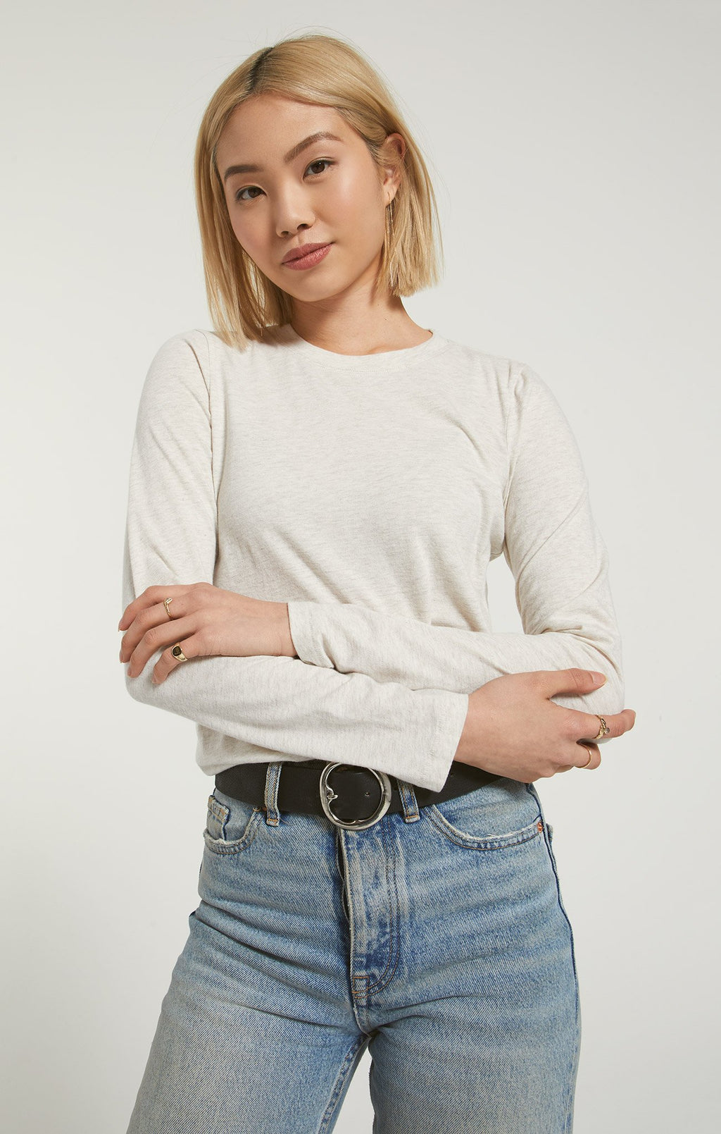 Modern Heather Jersey Basic