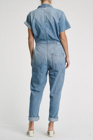 Disoriented Grover Sleeve Field Suit