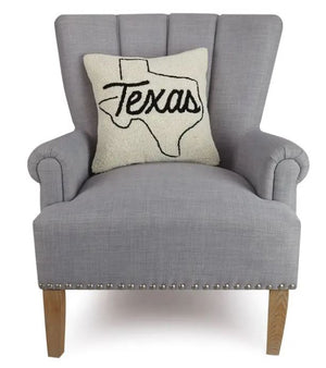 Texas Hook Pillow