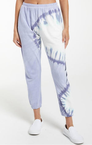 Sunburst Jogger- Ice Blue
