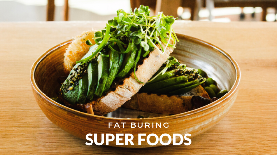 5 Super Foods To Burn Body Fat