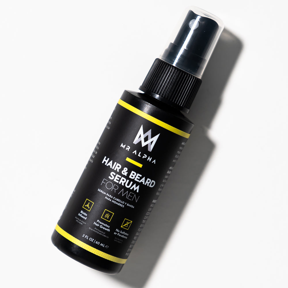 Hair & Beard Growth Serum