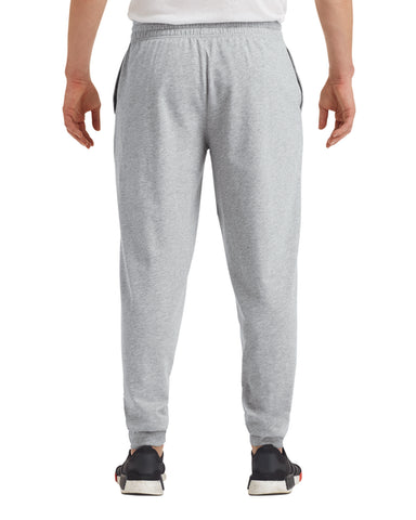 Heather Grey Terry Joggers