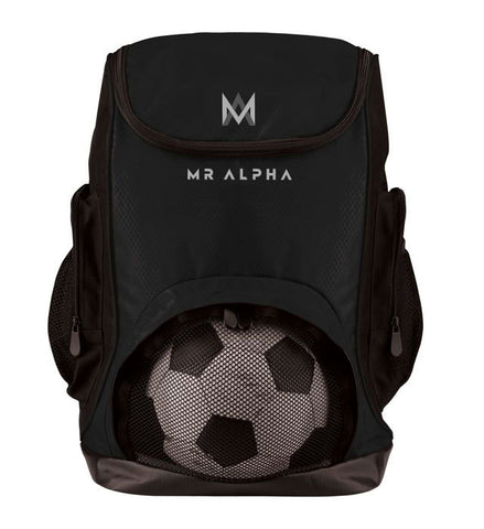 Sports Backpack Black