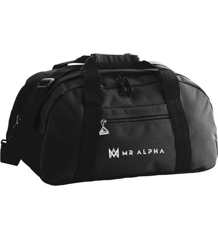 Large Duffle Bag -  Black