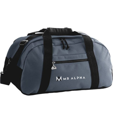 Large Duffle Bag - Grey