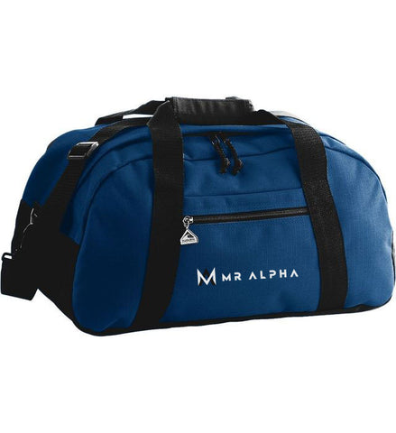 Large Duffle Bag - Navy
