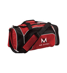 Red/Black Travel Duffle Bag