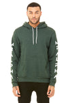 Forest Green Pullover Hoodie