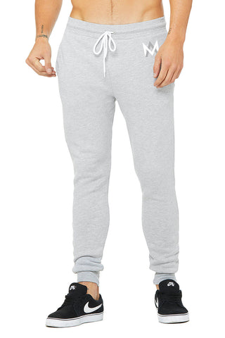 Light Grey Jogger Sweatpants