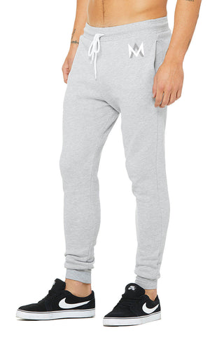Jogger Sweatpants Light Grey
