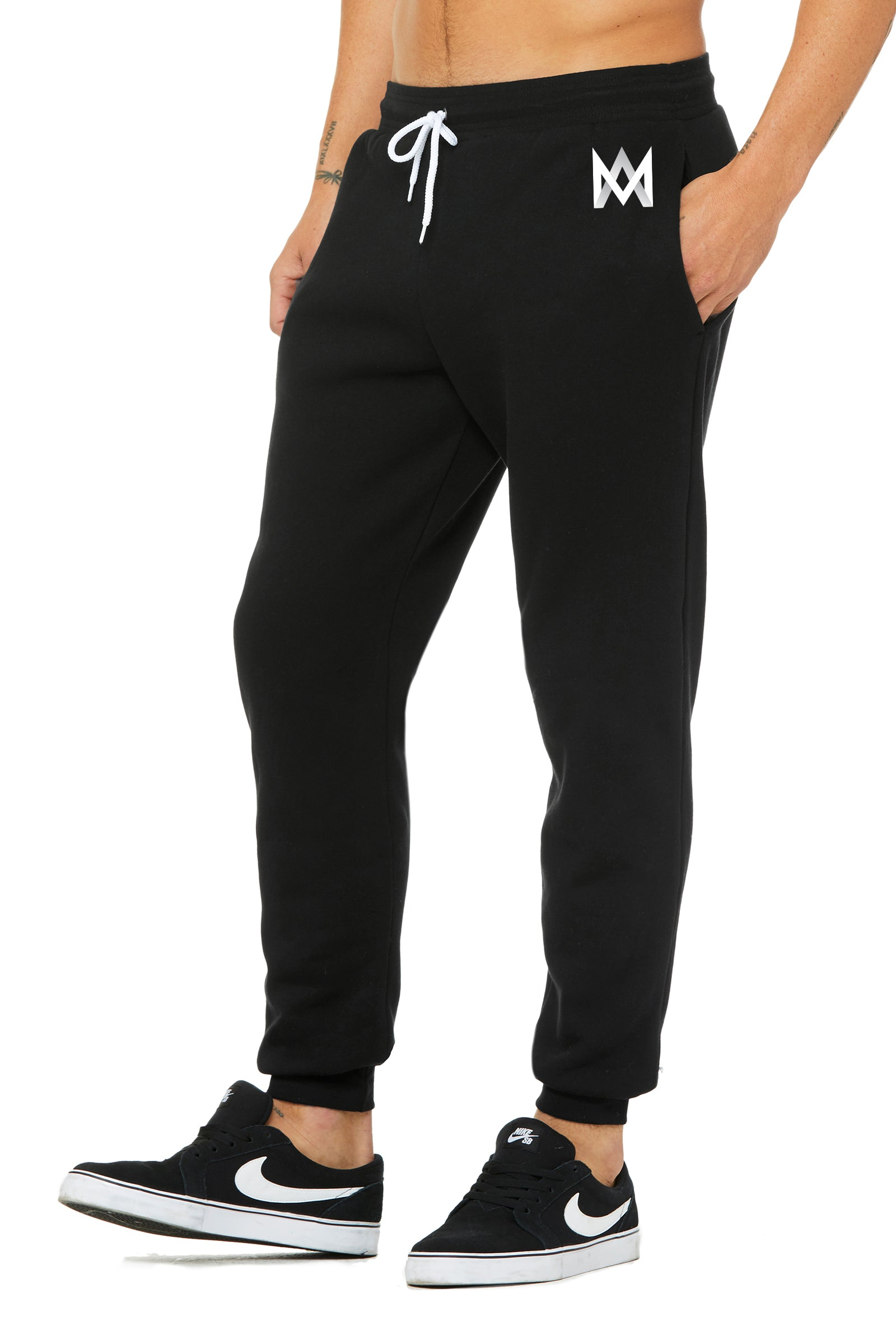 Jogger Sweatpants Black