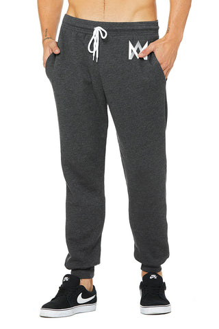 Dark Grey Jogger Sweatpants