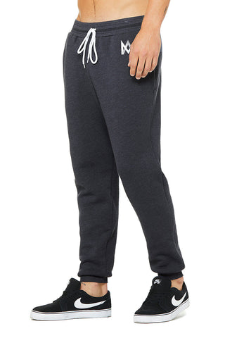 Navy Jogger Sweatpants