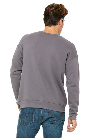 Grey Fleece Sweatshirt