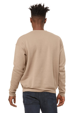 Tan Fleece Sweatshirt