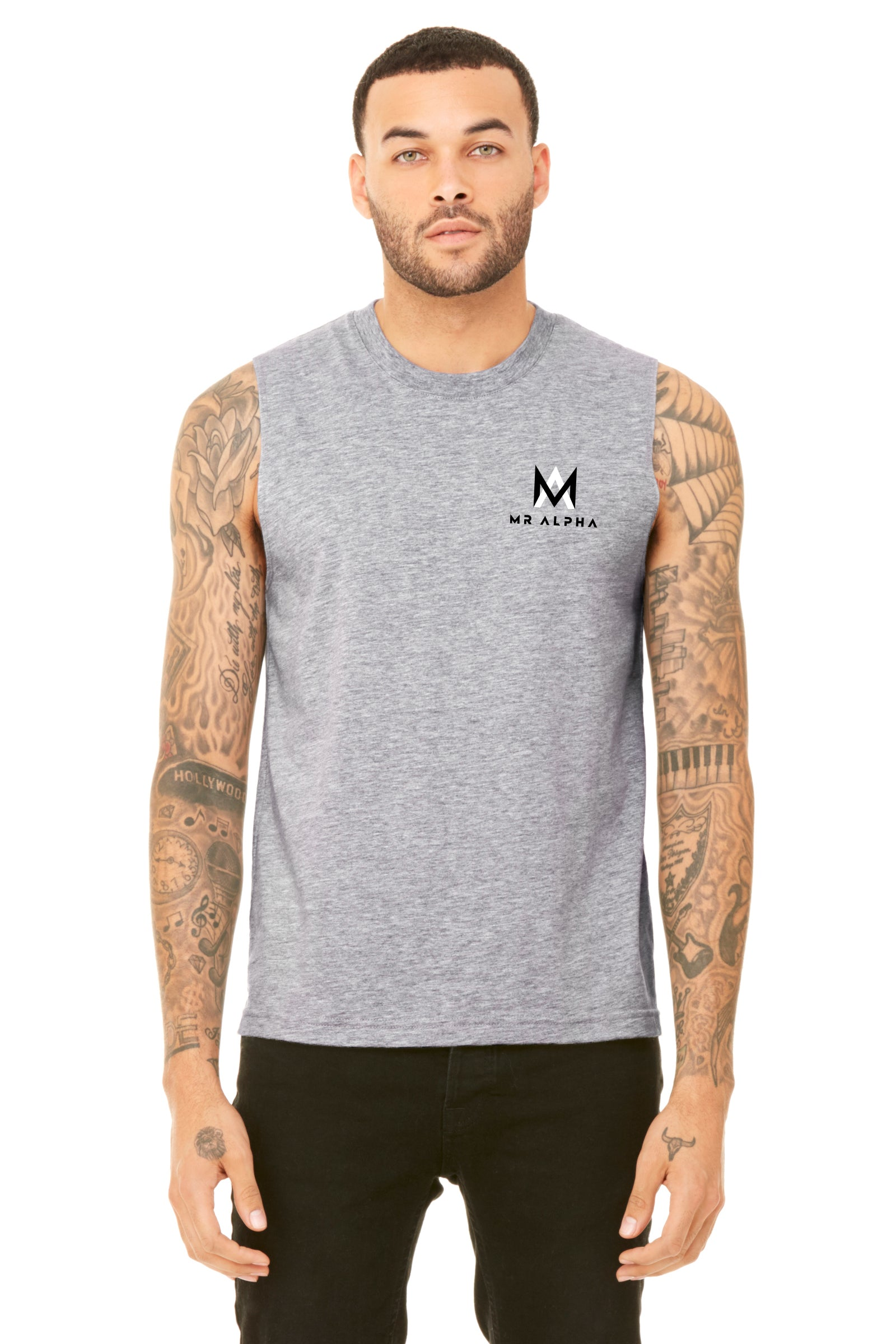 Muscle Shirt - Grey