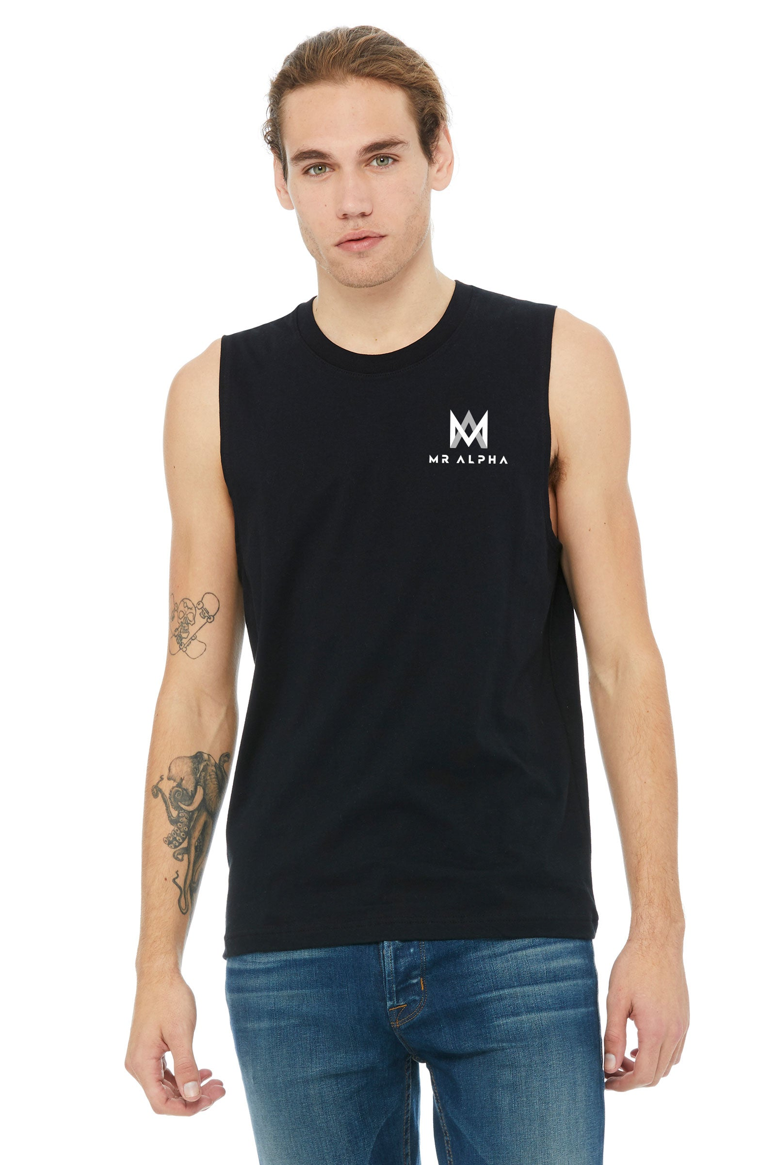 Muscle Shirt - Black