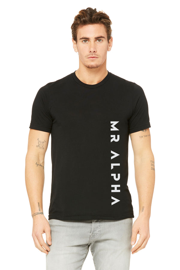 Black Short Sleeve Tee