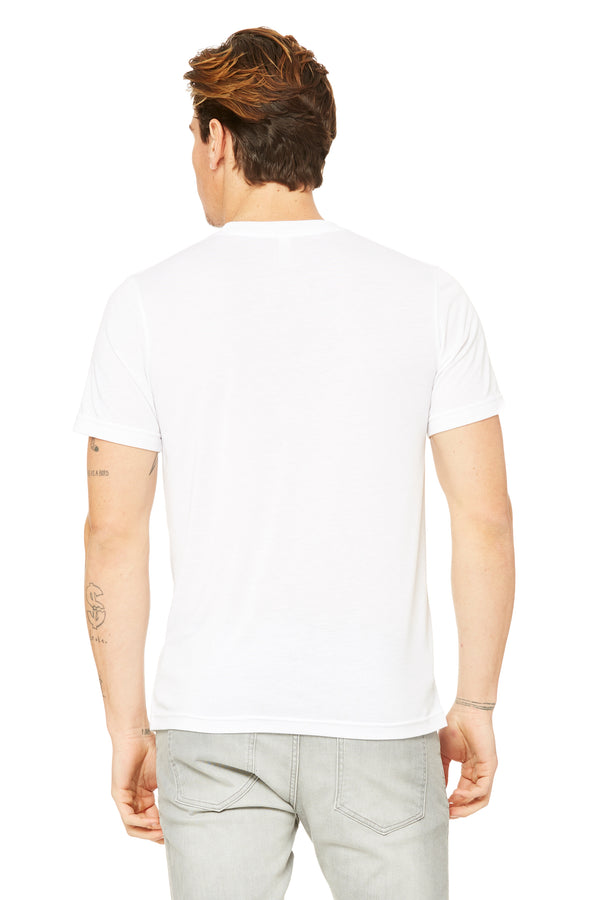White Short Sleeve Tee