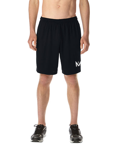 Athletic Shorts - Black