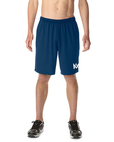 Athletic Shorts - Navy