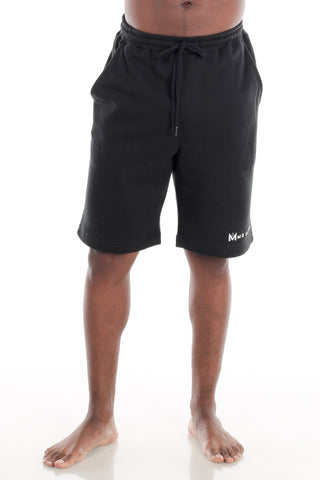Black Fleece Shorts