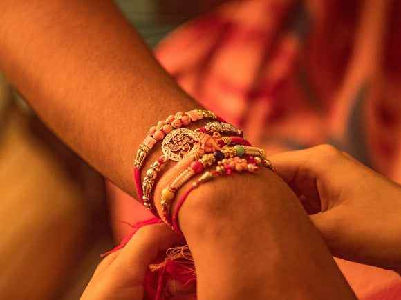 how to send rakhi online - nautunkee.com