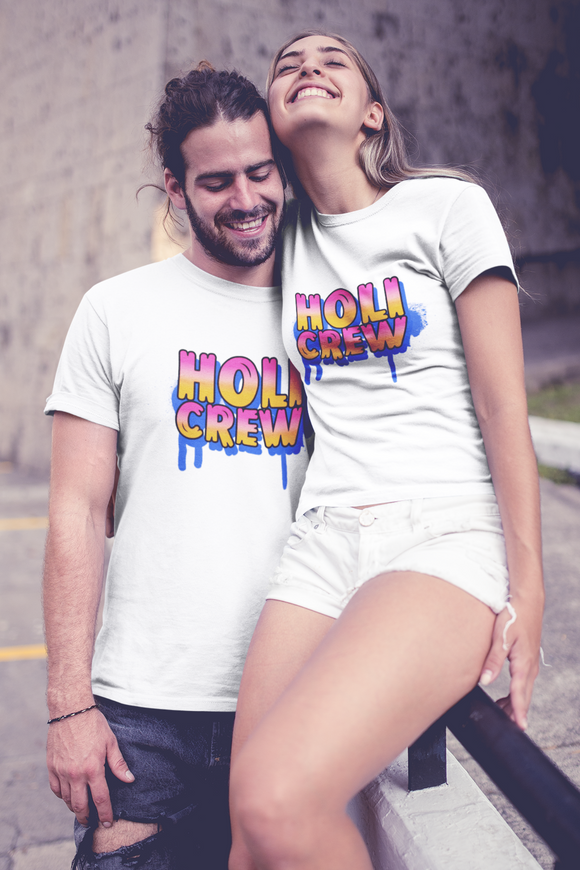 holi t shirt , holi tshirts, holi t shirts for couples , holi t shirts for family online - nautunkee.com