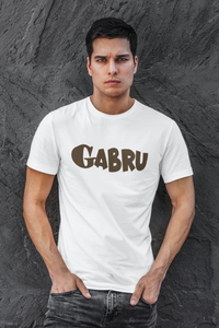 Gabru Printed Men T-Shirt Online In India