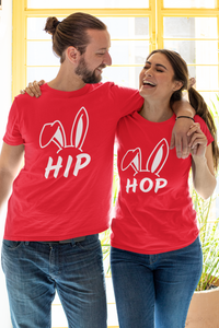 Hip Hop Couple T-Shirt