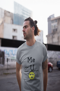 ME +U ME-U Matching Couple T-Shirt