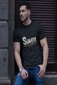 Singh Kaur Couple T-Shirt
