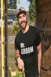 Bride & Groom Couple T shirt For Pre Wedding