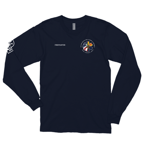 Station Shirt - Long Sleeve (100% Cotton)