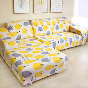 shape corner sofa cover elastic