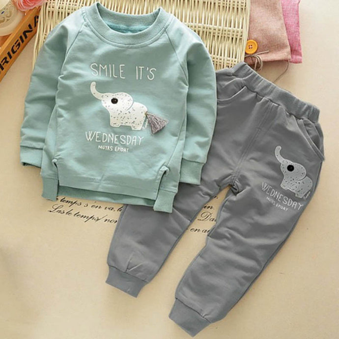 Baby Spring and Autumn Long-sleeved