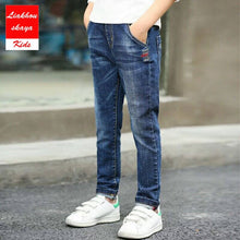 Load image into Gallery viewer, New Fashion Boys Pants Kids Jeans