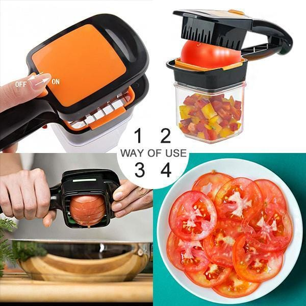 The Best Fruit And Vegetable Cutter