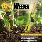 Stainless Hand Weeder Tool