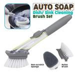 ASB™- Automatic Sink Cleaning Brush