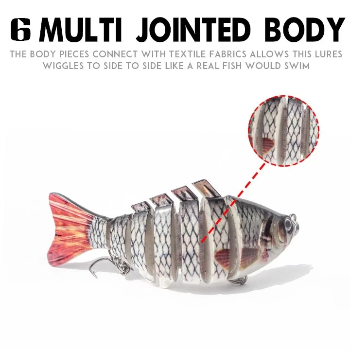 Bionic Swimming Lure