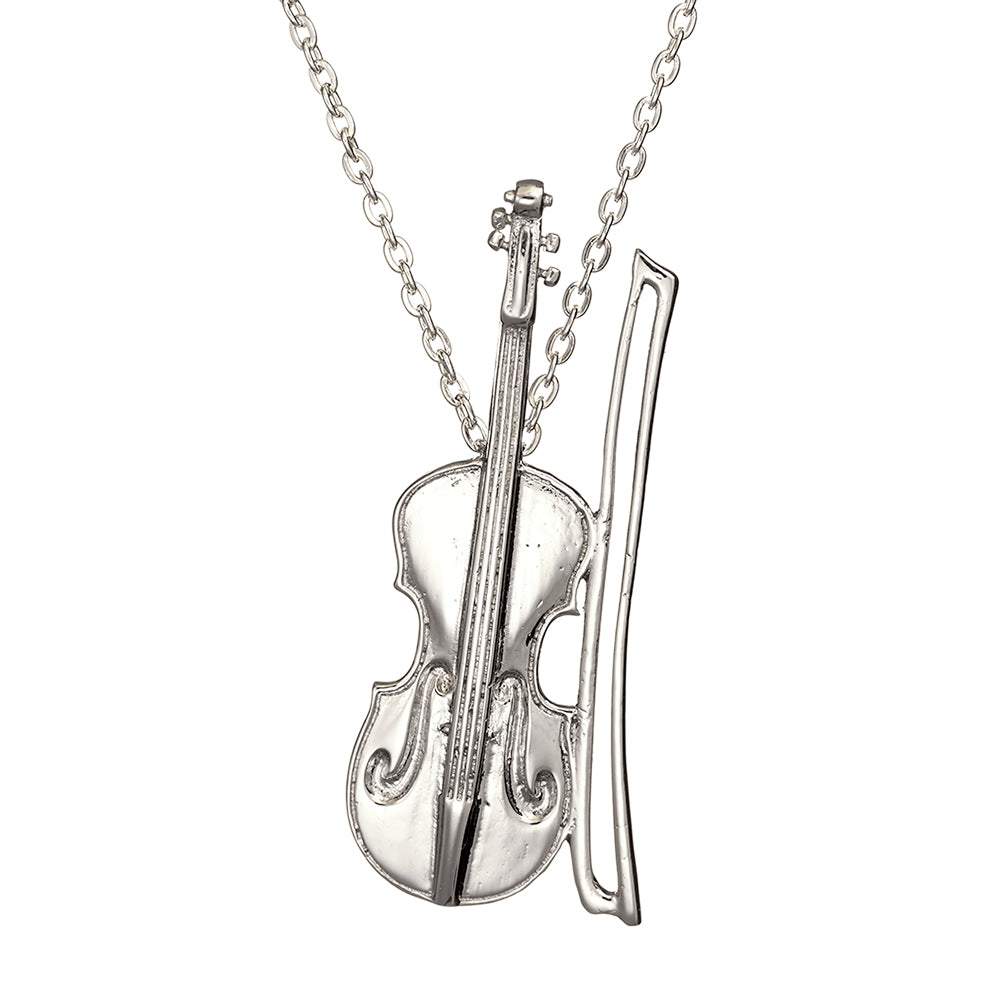 Fiddle Pendant