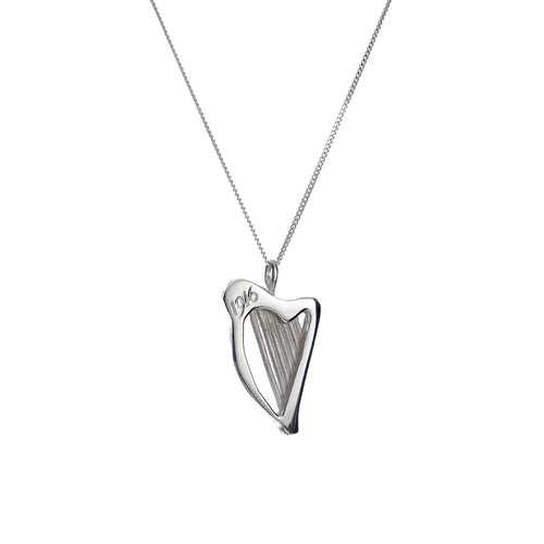 1916 Commemoration Harp Pendant