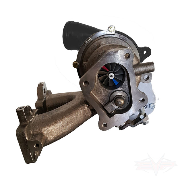 "EVOLUTION POWERSPORTS RZR XP TURBO STAGE 6 ""SANDBLASTER"" BIG TURBO UPGRADE V2.0"